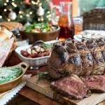 Holiday Prime Rib Dinner $260